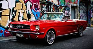 1965 convertible mustang photo by mustang wedding car hire
