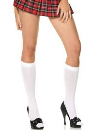 leg avenue 5572 opaque knee high socks ebay