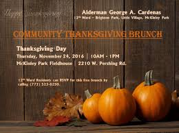 is jewel osco open on thanksgiving events 12th ward chicago