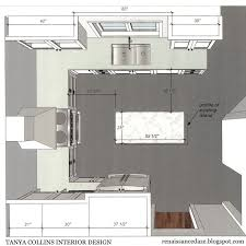 open kitchen floor plans with islands kitchen floor plans with island best 25 kitchen layouts ideas on