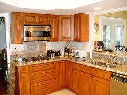 Ideas For A Small Kitchen by Kitchen Cabinets Cosy Kitchen Remodel Before And After