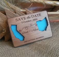 save the dates magnets state wood save the date magnets 100 destination wooden