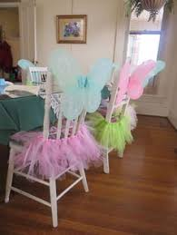 chair covers for baby shower tulle chair cover with crochet elastic band for bridal shower