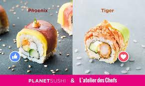 cours cuisine en ligne planet sushi atelierdeschefs le 16 novembre 2017 vous