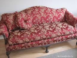Camel Back Settee Upholstery Mullica Hill Nj Camel Back Sofa
