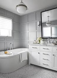 panelled walls bathroom with panelled walls free house interior design ideas