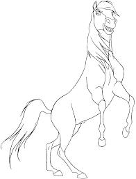 images spirit horse rearing drawing