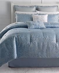 King Comforter Sets Blue Martha Stewart Periwinkle Dream 6 Piece California King Comforter