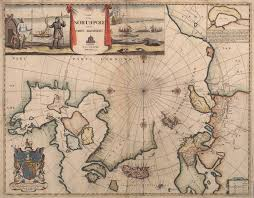 A Map Of The World Book by File A Map Of The North Pole And The Parts Adioining Oxon 1680