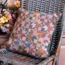 Kaffe Fassett Tapestry Cushion Kits Fresco Star Pastel Ehrman Tapestry