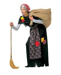 costume of witch befana witch costume for adults vegaoo