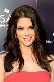 ashley greene with beautiful ombre ashley greene wavy hairstyles with side bangs hairstyles weekly