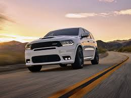 Dodge Durango White - dodge brings more power to more people with the 2018 durango srt