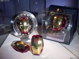 Iron Man Chest Light Officially Licensed Iron Man Mouse Comes With Light Up Eyes Arc