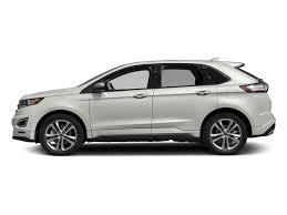 white ford edge 2017 ford edge sport white platinum metallic tri coat f171588