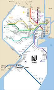 newark penn station floor plan maps transitism