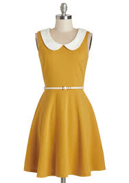 What Color Goes Best With Yellow Work To Play Dress In Goldenrod When Your Day Is Filled With On