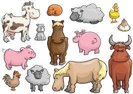 imagenes de animales y cosas las cosas que aprendo los animales de la granja