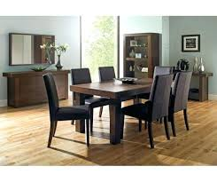 6 Seater Oak Dining Table And Chairs Wesley Dalla 6 Seater Dining Table Set 6 Seater Dining Table