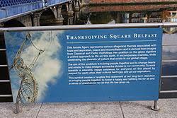 thanksgiving square belfast