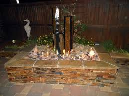 Backyard Landscaping With Fire Pit - garden learning more better for stone fire pit kit canada circle