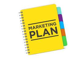 visual marketing plan canvas
