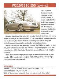 100 reviews mercedes w210 specifications on margojoyo com
