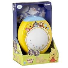 tomy disney winnie the pooh lullaby dreams lightshow