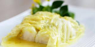 comment cuisiner dos de cabillaud dos de cabillaud au beurre recette sur cuisine actuelle