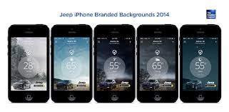 jeep cherokee ads mobile the closest you can get to your consumers