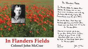 remembrance the memorial day poppy youtube