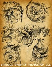 baroque brush by blackstar1284 on deviantart
