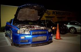nissan r34 gtr v spec in america rare and another r34 album on
