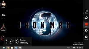 live themes for windows 8 1 download iron man theme wallpaper