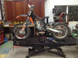 New 2011 Ktm 250 Sx F For Off Road Single Track In The Colorado