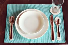 place settings place setting placemat diy a beautiful mess