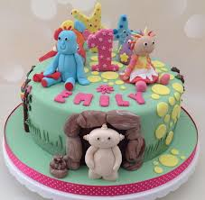 in the night garden 1st birthday cake cake by yvonne beesley