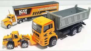 trucks for kids garbage videos for children with block