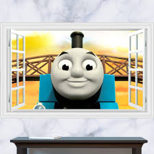 thomas tank engine wall stickers home design