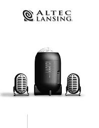 altec home theater altec lansing speaker xa3021 user guide manualsonline com