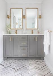 Grey Bathroom Cabinets 7 Trends In Bathroom Design For 2015 Light Gray Cabinets