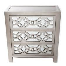 Affordable Mirrored Nightstand Bedroom 3 Drawer Mirrored Nightstand Cheap For Remarkable Bedroom