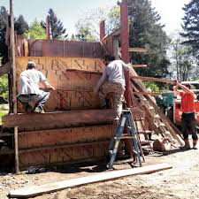 6 day sirewall practicum build with the best rammed earth on