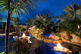 Natural Pools by Tropical Modern Caribbean Natural Lagoon Pool Lucas Lagoons