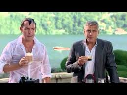 nespresso commercial actress jack black how far would you go for a nespresso featuring george clooney and