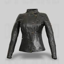 Cost Effective Belstaff Triumph Jacket Antique Black Womens