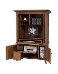 Amish Computer Armoire Made Computer Armoires