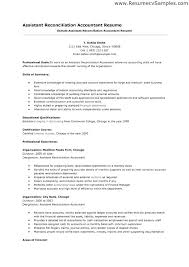 sample resume for assistant accountant accounting assistant resume