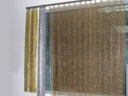 Chain Mail Curtain Chainmail Curtain With Rings For Curved And Curtains