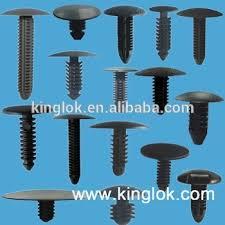 auto clip plastic pine tree clip rivet plastic rivet for